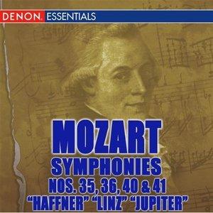 "Image for '""Symphony No. 35 in D major, KV 385 """"Haffner"""": II. Andante'"