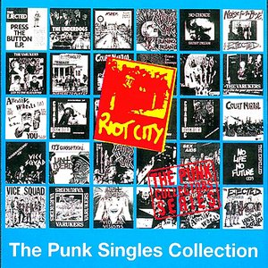 Imagen de 'Riot City Punk Singles Collection'