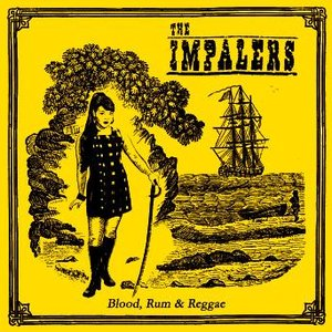 Image for 'Blood, Rum & Reggae'