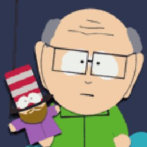 Image pour 'Mr. Garrison, The 3rd Grade Teacher'