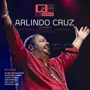 Image pour 'MTV Ao Vivo Arlindo Cruz - Vol.1'
