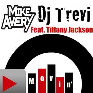 Bild för 'Movin' (feat. Tiffany Jackson) - Single'