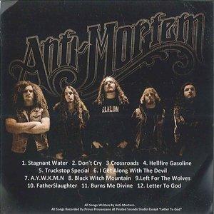 Image for 'Anti-Mortem'