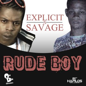 Image for 'Rude Boyz'