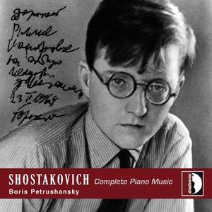 Image for 'Dmitri Shostakovich : Complete Piano Music'