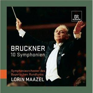 Image for 'Bruckner: 10 Symphonien'