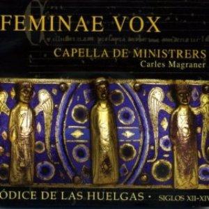 Image for 'Feminae Vox'