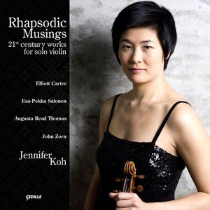 Image for 'Rhapsodic Muisngs – 21st Century Works for Solo Violin'