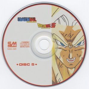 Image for 'Dragonball & Dragonball Z: Song Collection (disc 5)'