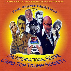 Image for 'The First Meeting Of The International Recipe Card Top Trump Society'