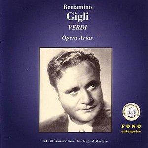 Bild für 'Verdi: Opera Arias'
