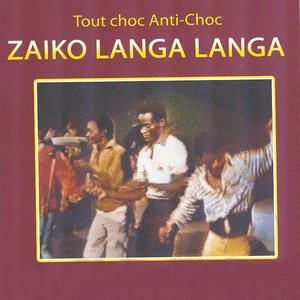 Image for 'Tout choc anti-choc'