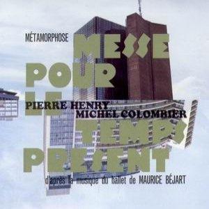 Image for 'Messe pour le Temps Present'
