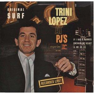 Image for 'Trini Lopez at PJ's'