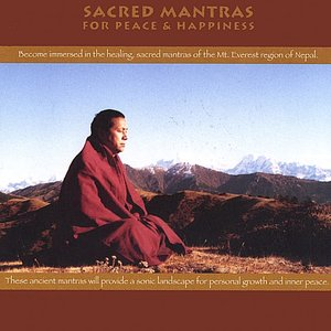 Image for 'Sacred Mantras For Peace & Happiness'