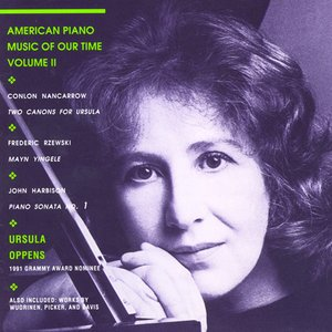 Image for 'American Piano Music Of Our Time, Vol. 2'