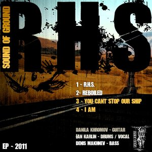 """Image for '""""R.H.S."""" (EP) - 2011'"""