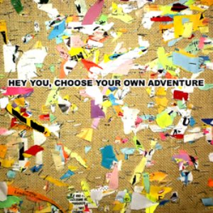 Image for 'Hey You, Choose Your Own Adventure'
