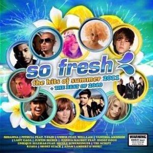 Imagem de 'So Fresh The Hits of Summer 2011 + The Best Of 2010'