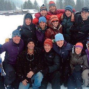 Bild für 'Colorado College Back Row'