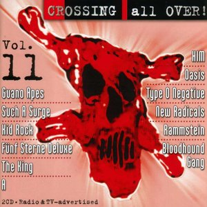 Image for 'Crossing All Over! Volume 11 (disc 1)'