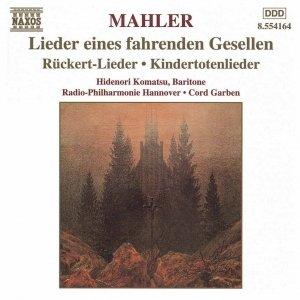 Image for 'MAHLER: Lieder eines fahrenden Gesellen'