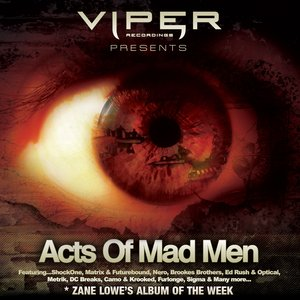 Image for 'Acts of Mad Men (feat. Reija Lee)'