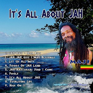 Image for 'It's All About Jah'