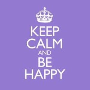 Image for 'Keep Calm and Be Happy'