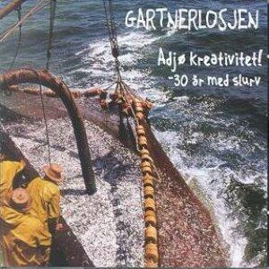 Image for 'Adjø kreativitet! 30 år med slurv'