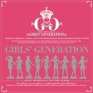 Image for 'Girls' Generation'
