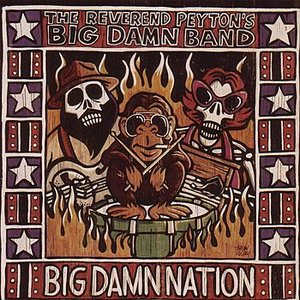 Image for 'Big Damn Nation'