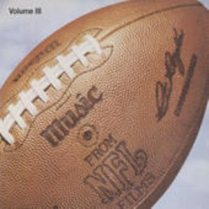 Immagine per 'Music From Nfl Films Vol. 3'
