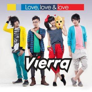 Image for 'Love, Love & Love'