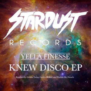 Image for 'Knew Disco EP'