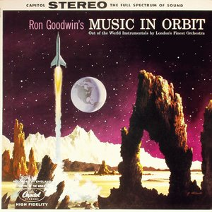 Image for 'Music in Orbit'