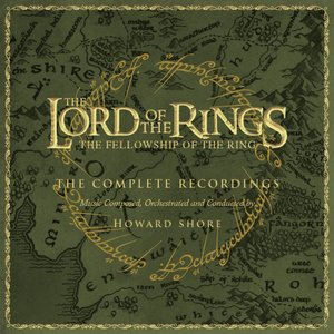Imagem de 'The Lord of the Rings: The Fellowship of the Ring: The Complete Recordings'