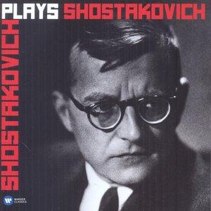 Immagine per 'Shostakovich Plays Shostakovich'