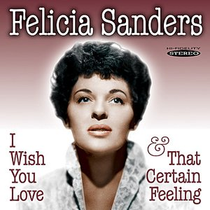 Image for 'I Wish You Love / That Certain Feeling'