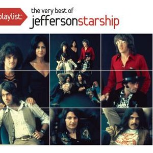 Imagem de 'Playlist: The Very Best Of Jefferson Starship'