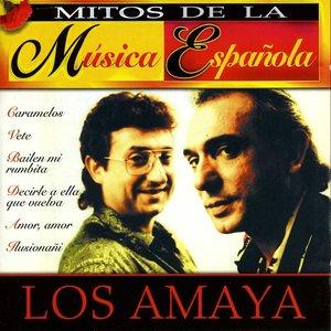 Image for 'Mitos de la Música Española : Los Amaya'