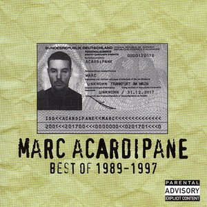 Image for 'Marc Acardipane: Best Of 1989-1997'
