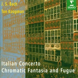 Image pour 'Bach, JS : Italian Concerto, Chromatic Fantasy & Fugue, French Suite No.5'