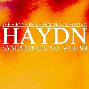 Image for 'Haydn Symphony No. 94 & 99'