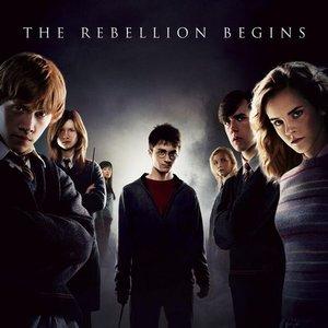Image for 'Daniel Radcliffe; Rupert Grint; Emma Watson; Michael Gambon; Ralph Fiennes'