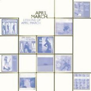 Image for 'Lessons of April March'