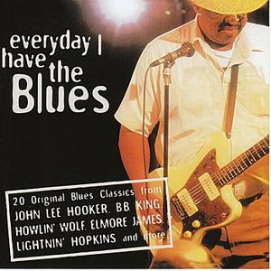 Image pour 'Everyday I Have The Blues'