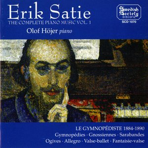 Image for 'Satie: Complete Piano Music, Vol. 1'
