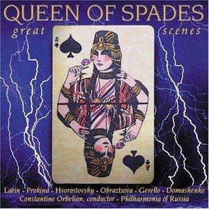 Image for 'Queen of Spades - La Dame de Pique - Grandes scènes'