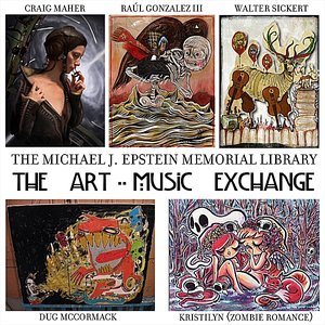 Image pour 'The Art-Music Exchange'